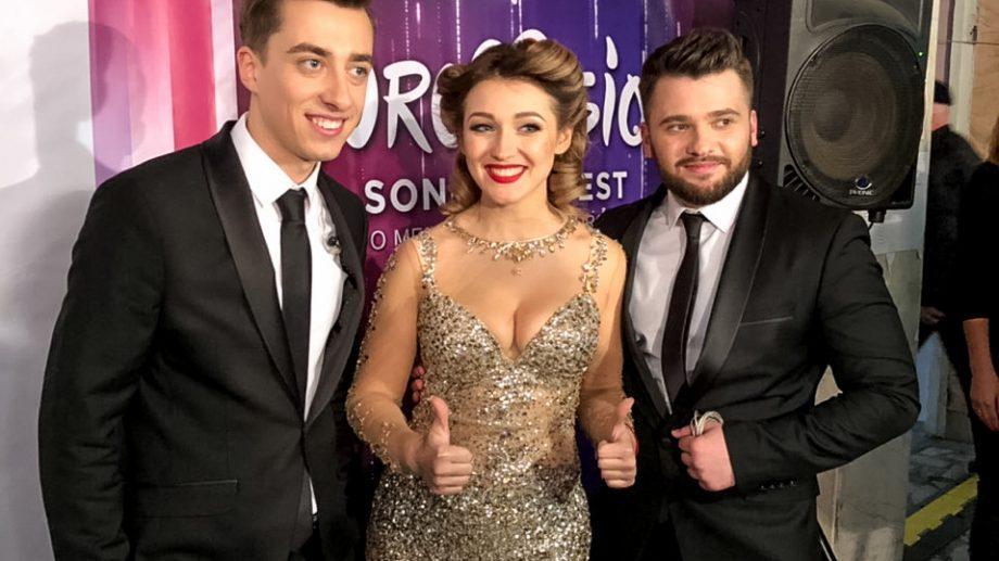 (фото) Eurovision-2018: Голосование завершено. Группа DoReDos будет представлять Молдову на Евровидении-2018
