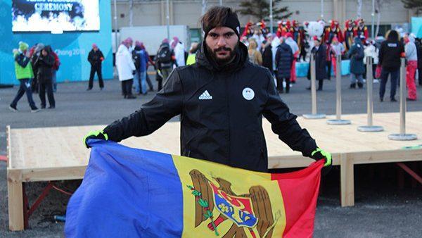 Николае Гайдук станет знаменосцем Молдовы на Олимпийских играх