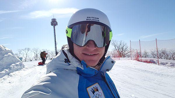 Кристофер Хёрл начнет свою борьбу за медаль на Олимпийских играх 11 февраля