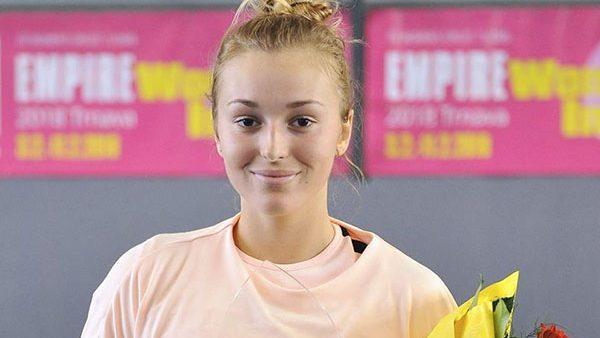 Анастасия Детюк одержала победу на турнире ITF в Словакии