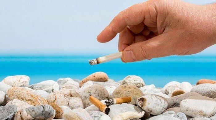 Вниманию путешественников: В Тайланде официально запретили курить и мусорить на пляжах