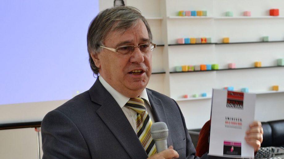 Молдавский гений был избран членом Европейской академии наук, искусств и литературы