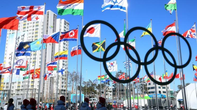 (фото) В Пхёнчхане начались первые соревнования на Олимпийских Играх 2018