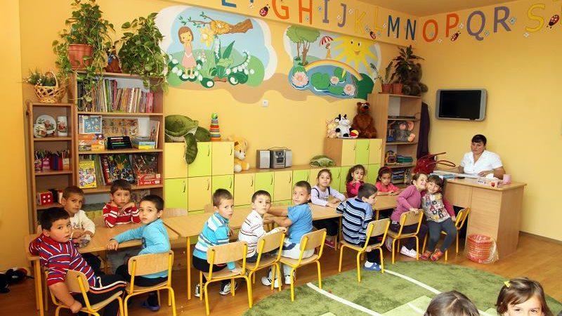 В детских садах Гагаузии внедряется проект по параллельному изучению румынского и гагаузского языков