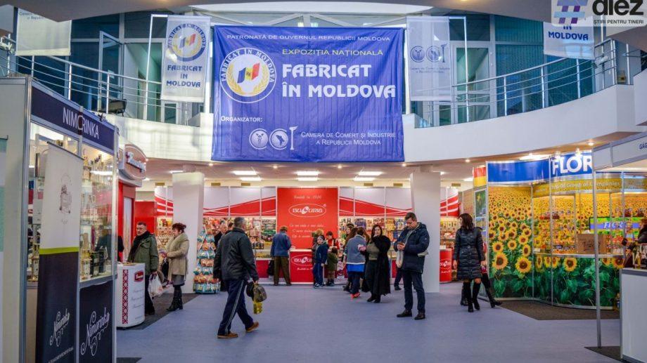 (фото) На Moldexpo открылась Национальная выставка «Fabricat în Moldova» 2018