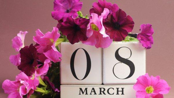 Команда #diez собрала для вас самые лучшие мероприятия на 8 марта. А куда пойдете вы?