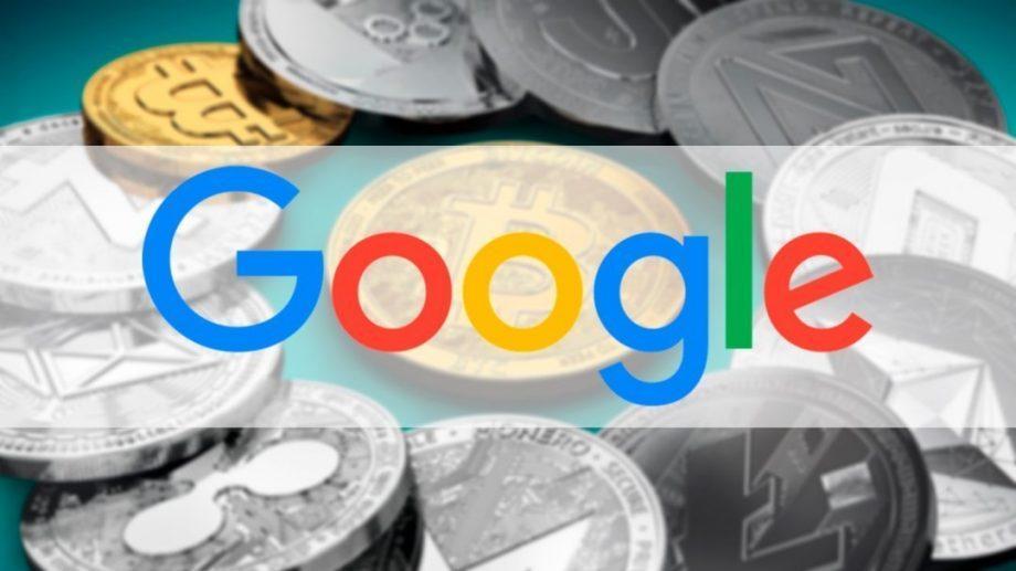 Google официально запретил рекламу криптовалюты