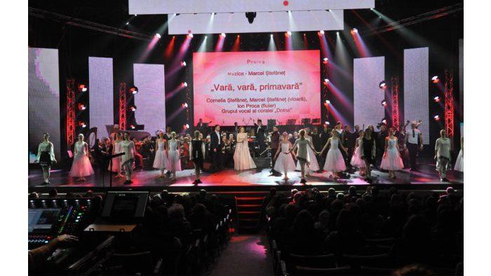 """(фото) В Молдове стартовал 52-й Международный музыкальный фестиваль """"Мэрцишор"""""""