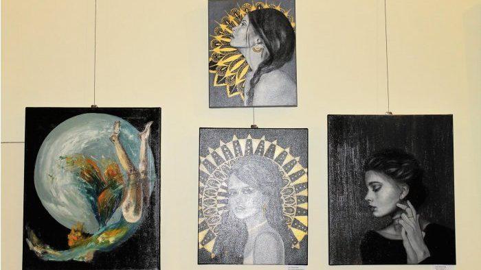 (фото) В парламенте Португалии открыта выставка молдавских художников