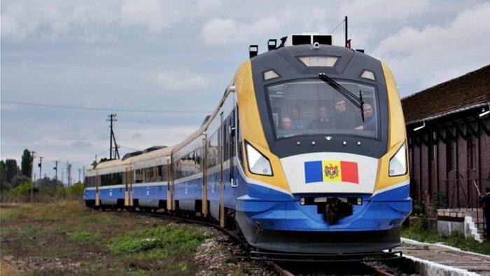 Современный поезд будет курсировать из молдавской столицы в Одессу