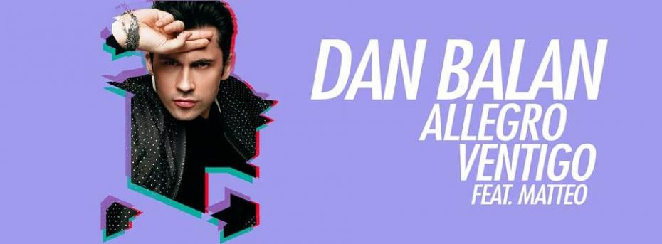 (видео) Дан Балан представил новый клип «Allegro Ventigo», снятый в латинском стиле