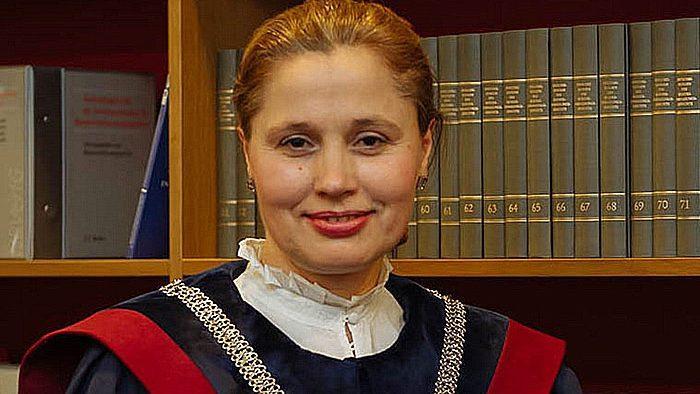 (док) Новым министром юстиции Игорь Додон назначил Викторию Ифтоди
