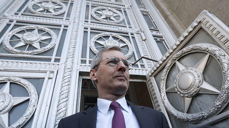 РФ высылает 23 британских дипломата и закрывает британское генконсульство в Петербурге