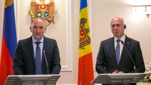 Лихтенштейн продолжит поддерживать подготовку молдавской молодёжи в области среднего профобразования