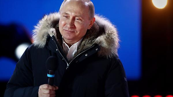 В Приднестровском регионе за Владимира Путина проголосовали 96,4% избирателей