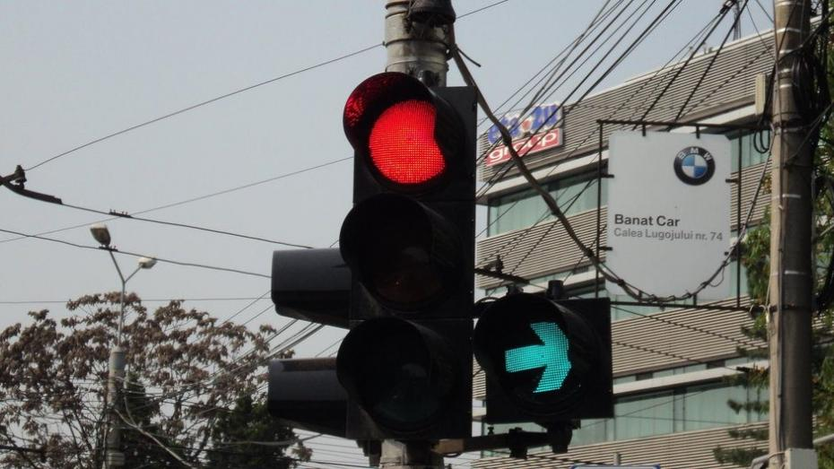 """В этом году в Кишиневе установят """"умные"""" светофоры"""