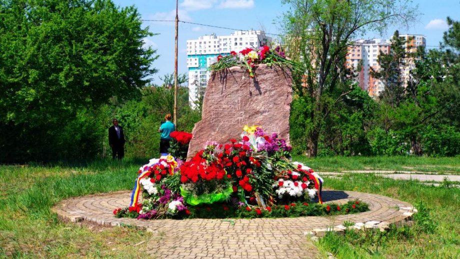 (фото) В Кишиневе почтили память погибших во время аварии на Чернобыльской АЭС