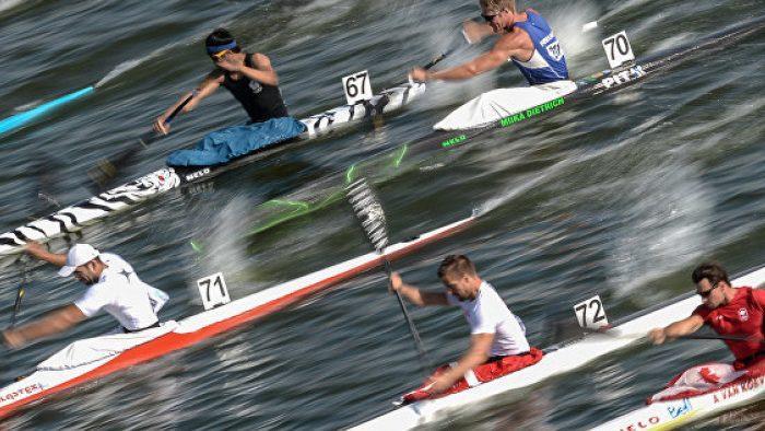 Байдарочник Даниил Ветров занял второе место в отборе на III Юношеские Олимпийские Игры
