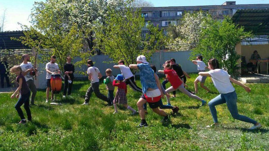 (фото) В Международный день Земли в Тирасполе прошел IV благотворительный «Эко фестиваль»