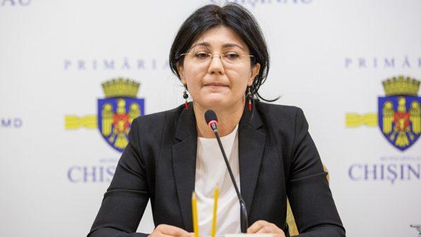 Сильвия Раду начнет сбор подписей за выдвижение ее кандидатуры на пост Генерального примара Кишинева