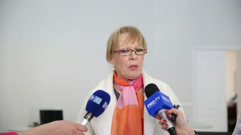 Майя Лагута сняла свою кандидатуру с выборов на должность примара Кишинева