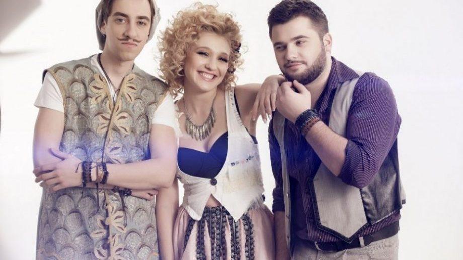 """(видео) Eurovision 2018. DoReDos представили русский вариант песни""""My Lucky Day"""""""