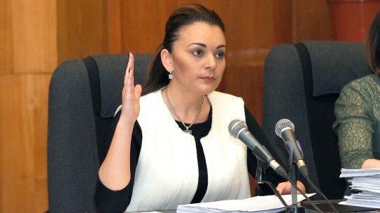"""Вице-председатель """"Нашей Партии"""" Елена Грицко зарегистрирована в качестве кандидата на пост примара Бельц"""