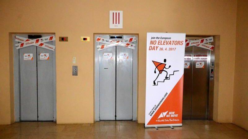 No Elevators Day: сделай первый шаг к активному образу жизни