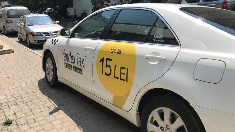 Яндекс.Такси первым в Молдове запускает оплату банковскими картами