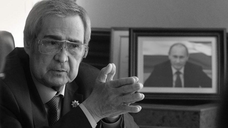(видео) Губернатор Кемеровской области Аман Тулеев подал в отставку