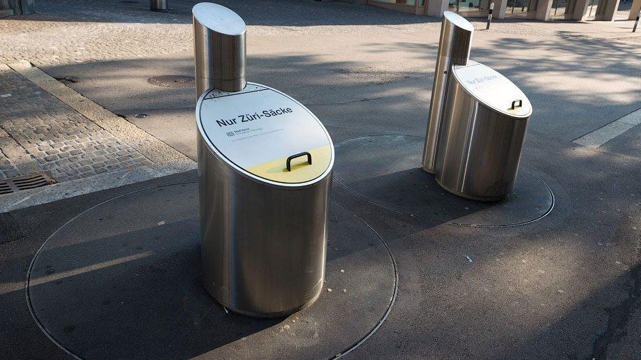 В Бендерах хотят установить современные мусорные урны и закупить парковые пылесосы