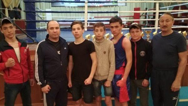 Четыре призовых места получили боксеры из Чадыр-Лунги на турнире в Варнице