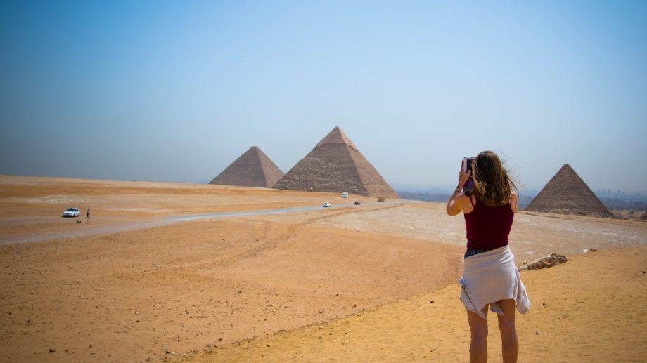 Египет стал самым популярным направлением для отдыха у молдаван