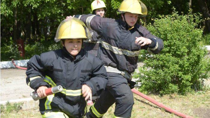 Более 1200 учащихся лицеев пройдут инструктаж по противопожарной безопасности