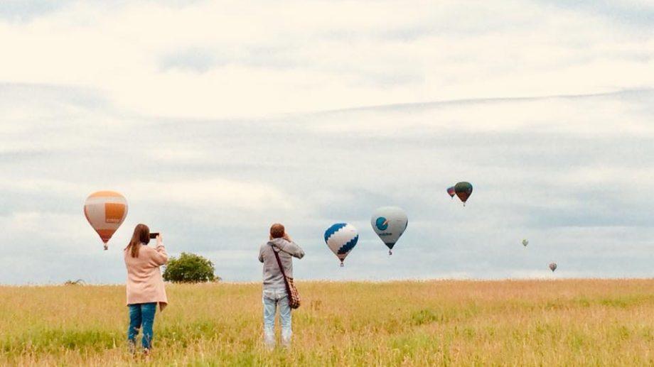 (фото) Как прошел Фестиваль воздушных шаров в Молдове