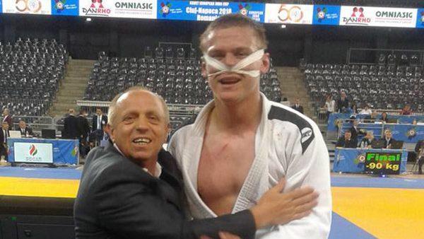 Ион Ботнару завоевал бронзу на Кубке Европы среди кадетов