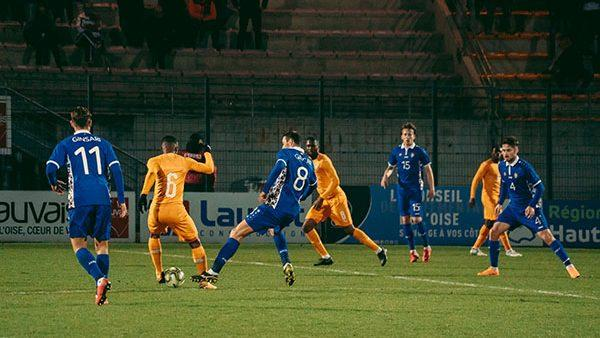 Товарищеский матч Молдова-Конго был отменен