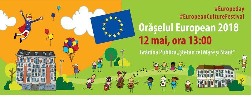 В Кишиневе откроется Европейский Городок. Узнай, когда и где его можно посетить