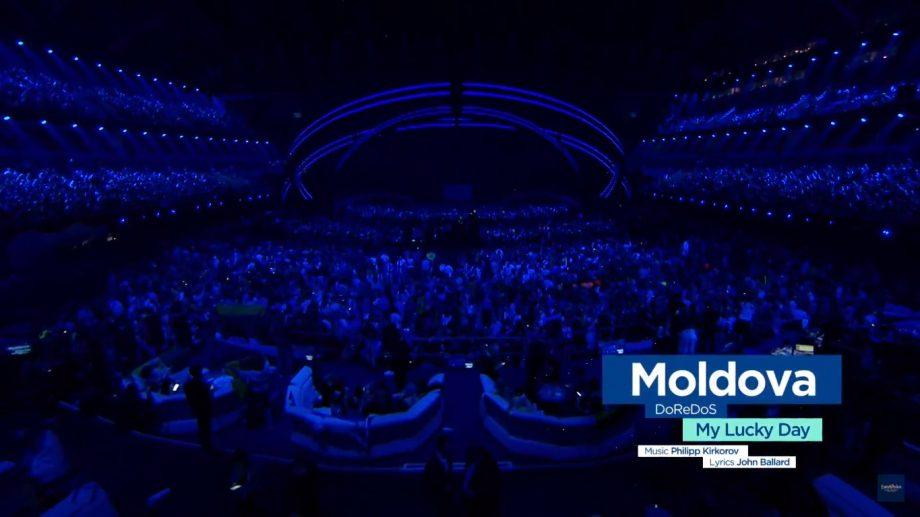 Как жюри проголосовало за Республику Молдова