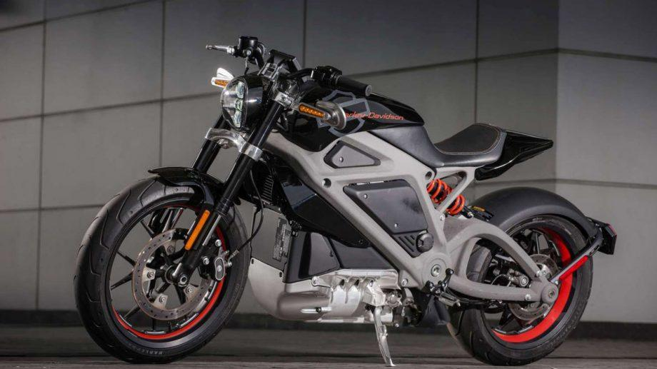 (фото) Harley-Davidson выпустит первый серийный электро-мотоцикл к 2020 году