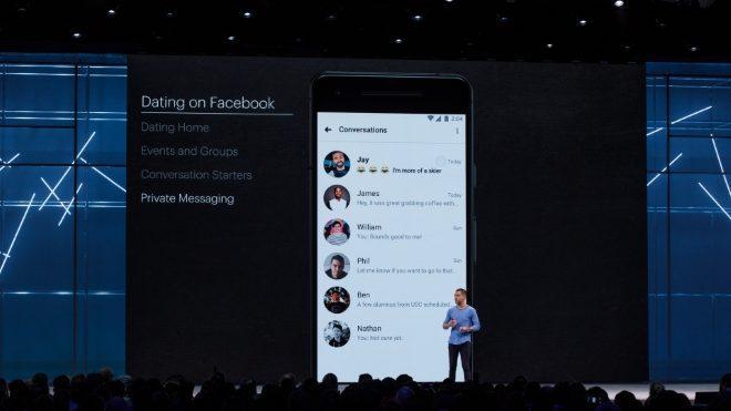 Facebook планирует запустить сервис знакомств