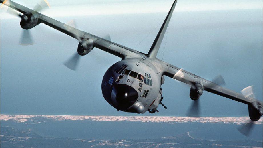 В США потерпел крушение военный самолет. Выживших нет