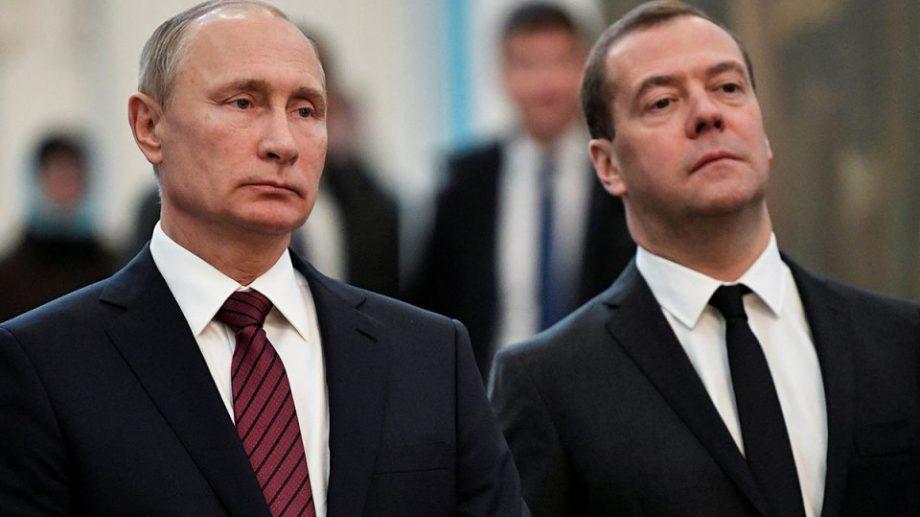 Госдума утвердила Дмитрия Медведева на посту премьер-министра