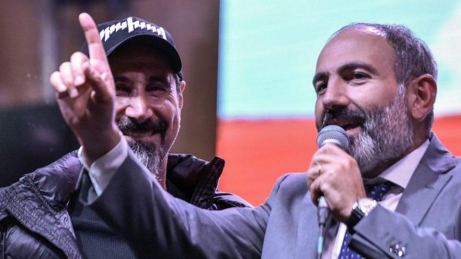 Никол Пашинян избран премьер-министром Армении после трех недель протестных акций