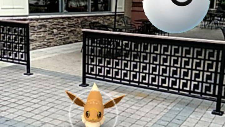 (фото) Как прошел Pokémon Go Eevee Community Day в городе Роквилл в США
