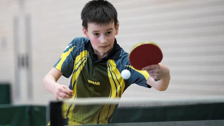 Чезар Козмолич стал чемпионом на турнире Andro Kids Open по настольному теннису в Германии