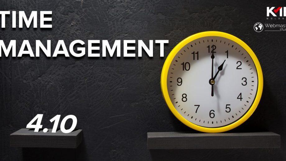 """Время — деньги или как не тратить зря драгоценные часы на пустяки. Придите участвовать на тренинге """"Time management. Почему важно уметь управлять своим временем?"""""""