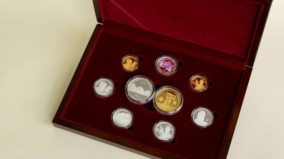 НБМ отобрал 17 дизайнеров для юбилейных и памятных монет и банкнот. Кто они