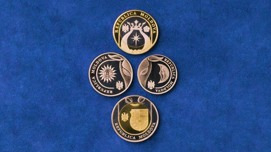(фото) НБМ выпустит на продажу монеты с достоинством 1, 2, 5 и 10 леев. Как вы сможете их приобрести