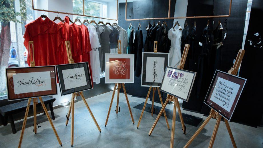 В Кишинёве открылась выставка каллиграфических работ на винную тематику. Где это можно посмотреть
